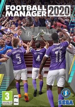 Постер Football Manager 2020