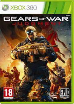 Постер Gears of War: Judgment