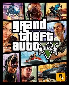 Постер Grand Theft Auto V
