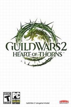 Постер Guild Wars 2: Heart of Thorns