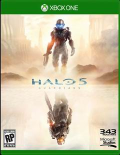 Постер Halo 5: Guardians