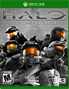 Постер Halo The Master Chief Collection