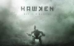 Постер Hawken
