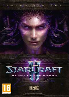 Постер StarCraft II: Heart of the Swarm