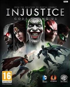 Постер Injustice: Gods Among Us