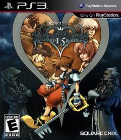 Постер Kingdom Hearts HD 1.5 ReMIX