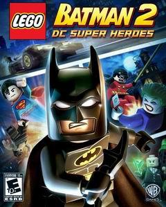 Постер LEGO Batman 2: DC Super Heroes