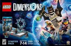 Постер LEGO Dimensions