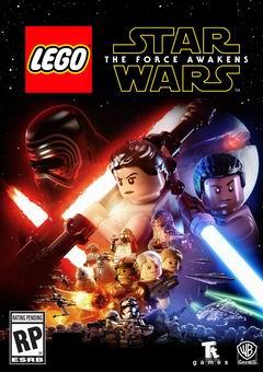Постер LEGO Star Wars: The Force Awakens