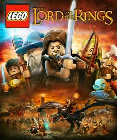 Постер LEGO: Lord of the Rings