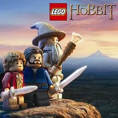 Постер LEGO The Hobbit