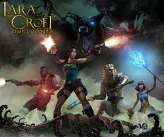 Постер Lara Croft and the Temple of Osiris