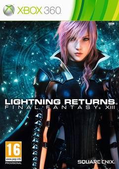 Постер Lightning Returns: Final Fantasy XIII