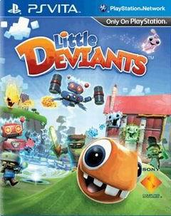 Постер Little Deviants