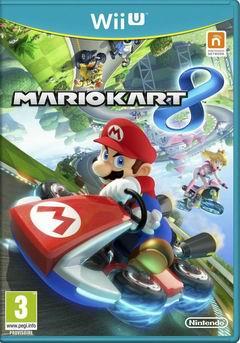Постер Mario Kart 8