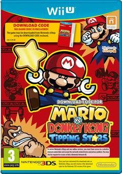 Постер Mario vs. Donkey Kong: Tipping Stars