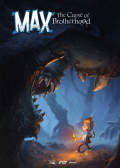 Постер Max: The Curse of Brotherhood