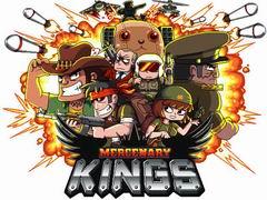 Постер Mercenary Kings