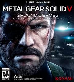 Постер Metal Gear Solid V: Ground Zeroes