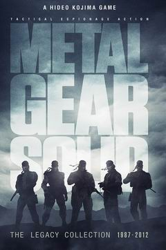 Постер Metal Gear Solid: The Legacy Collection