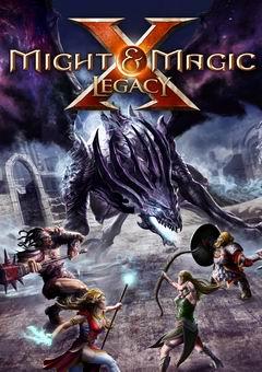 Постер Might & Magic X Legacy