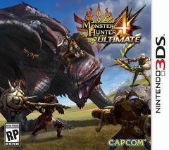 Постер Monster Hunter 4 Ultimate
