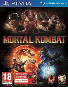 Постер Mortal Kombat