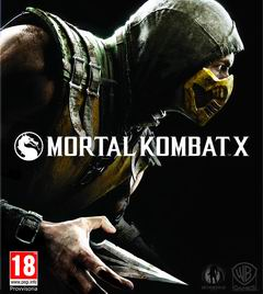Постер Mortal Kombat X