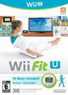 Постер Wii Fit U