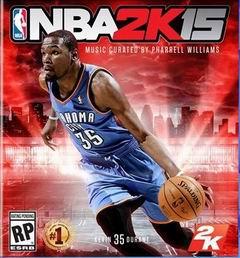 Постер NBA 2K15