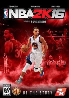 Постер NBA 2K16