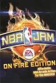 Постер NBA Jam: On Fire Edition