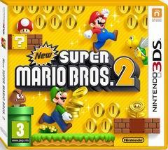 Постер New Super Mario Bros 2