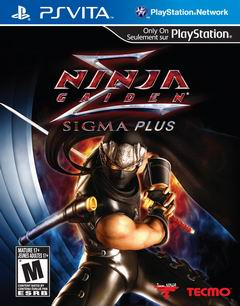 Постер Ninja Gaiden Sigma Plus
