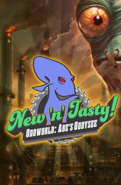 Постер Oddworld: New 'n' Tasty!