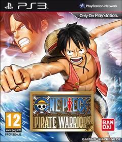 Постер One Piece: Pirate Warriors