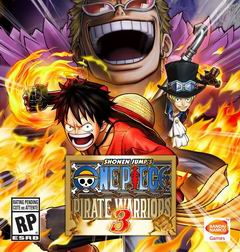 Постер One Piece: Pirate Warriors 3