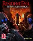 Постер Resident Evil: Operation Raccoon City