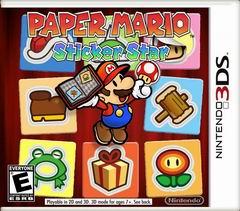 Постер Paper Mario: Sticker Star