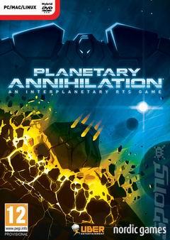 Постер Planetary Annihilation