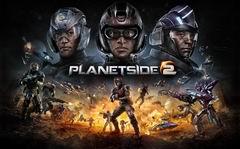 Постер Planetside 2