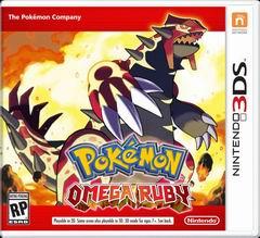 Постер Pokemon Omega Ruby/Alpha Sapphire