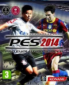 Постер Pro Evolution Soccer 2014