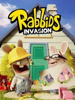 Постер Rabbids Invasion
