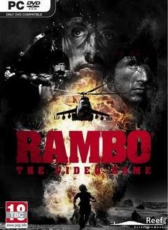 Постер Rambo: The Video Game
