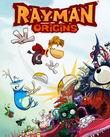 Постер Rayman Origins