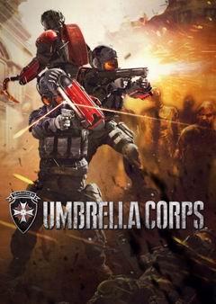 Постер Resident Evil: Umbrella Corps