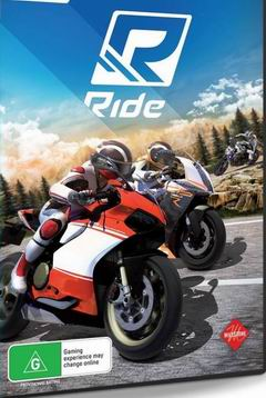 Постер Ride