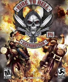 Постер Ride to Hell: Retribution