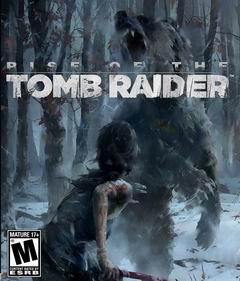 Постер Rise of the Tomb Raider